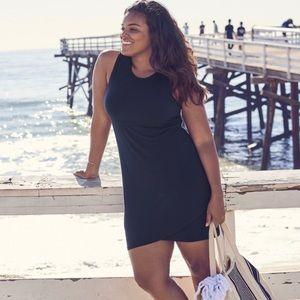 Athleta | Navy Blue La Palma Dress